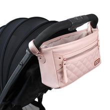 Load image into Gallery viewer, Blush Travel Stroller Caddy