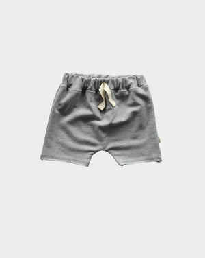 Boys Harem Shorts in Grey