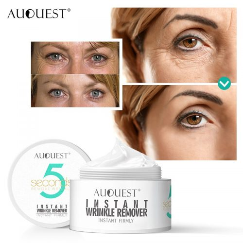 AuQuest 5 Seconds Wrinkle Remover Face Cream 20G - Vallisia