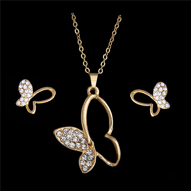 SHUANGR Women Jewelry Set - Vallisia