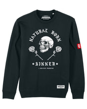 Laden Sie das Bild in den Galerie-Viewer, Natural Born Sinner Sweatshirt