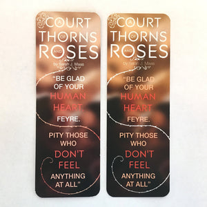 misprint** Feysand ACOTAR bookmark