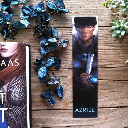 Azriel ACOTAR bookmark