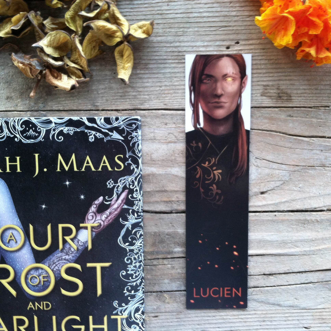 Lucien bookmark