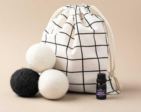 Deluxe Organic Wool Ball Kit