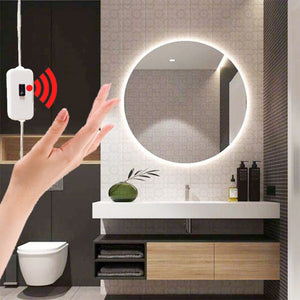 Hand Sensor Mirror Lights