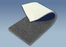 BS134SG - #134SG Beltservice ProTurn 2 Ply Poly Black PVC x Sand Grit AS FR Conveyor Belt