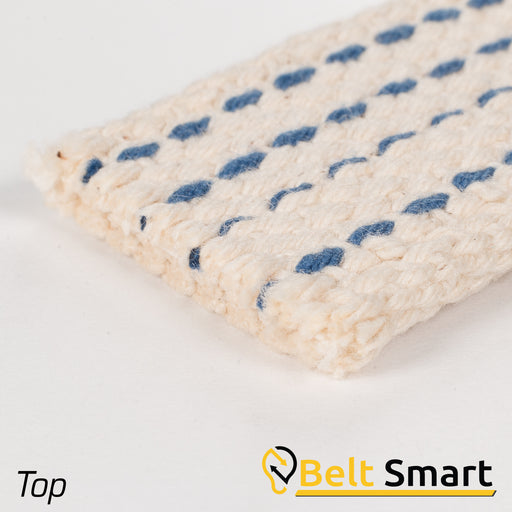 BS016-4 - #16-4 Beltservice 4 Ply Solid Woven Cotton Conveyor Belt