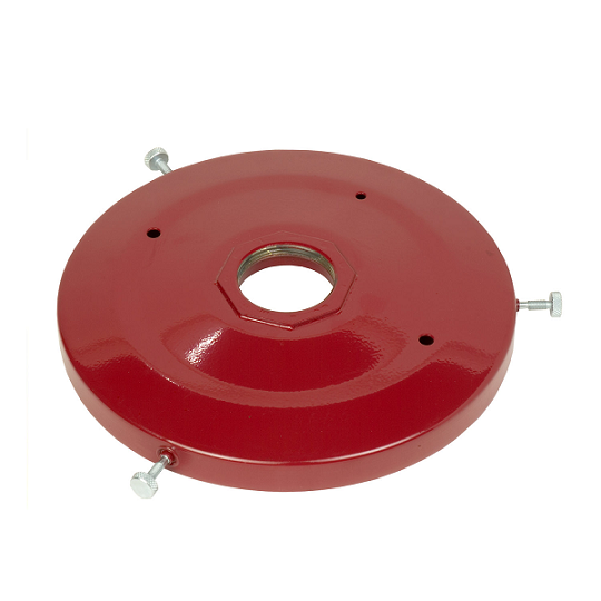 338981 Alemite Pump Accessory - Drum Cover - Drum Size: 12.5 Kg. (276 mm) - use with Metric Pumps