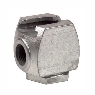 "42030 Alemite Button Head Coupler - Standard Pull-On Fitting - Thread: 7/16""-27 NS-2(f) - Pressure: 10,000 PSI"