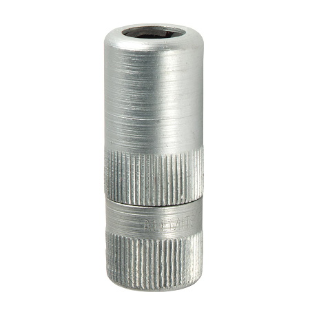 "B330070 Alemite Hydraulic Coupler - Narrow Fitting with Metal Seal (Blister Packed) - Thread: 1/8"" NPTF(f) - Pressure: 10,000 PSI"
