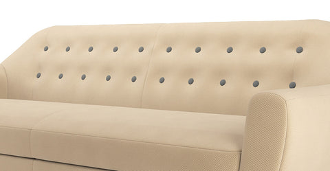Kraesten 3 seater sofa Accent Buttons