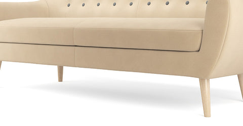 Kraesten 3 seater sofa Precision Stitching