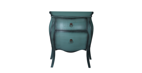 Rochefort Vintage Bedside Table Provincial Beauty