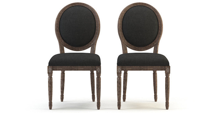 Louis chair range
