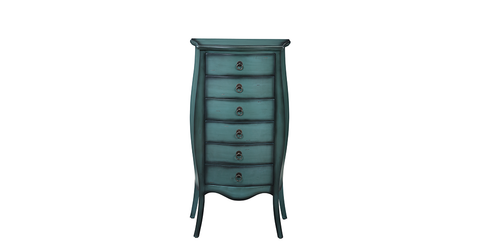 Rochefort Tallboy Chest of Drawers Provincial Beauty