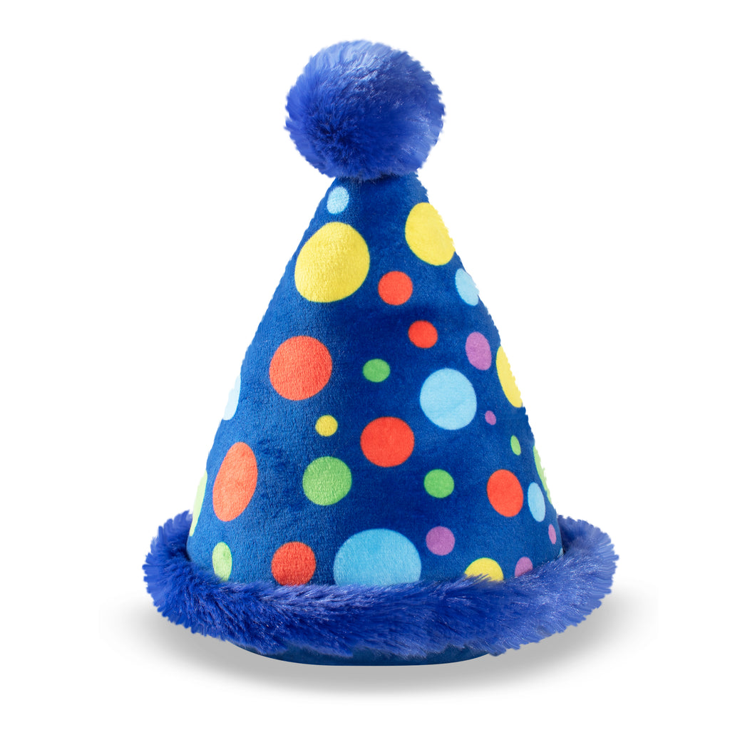 PETSHOP LARGE PARTY HAT DOG TOY