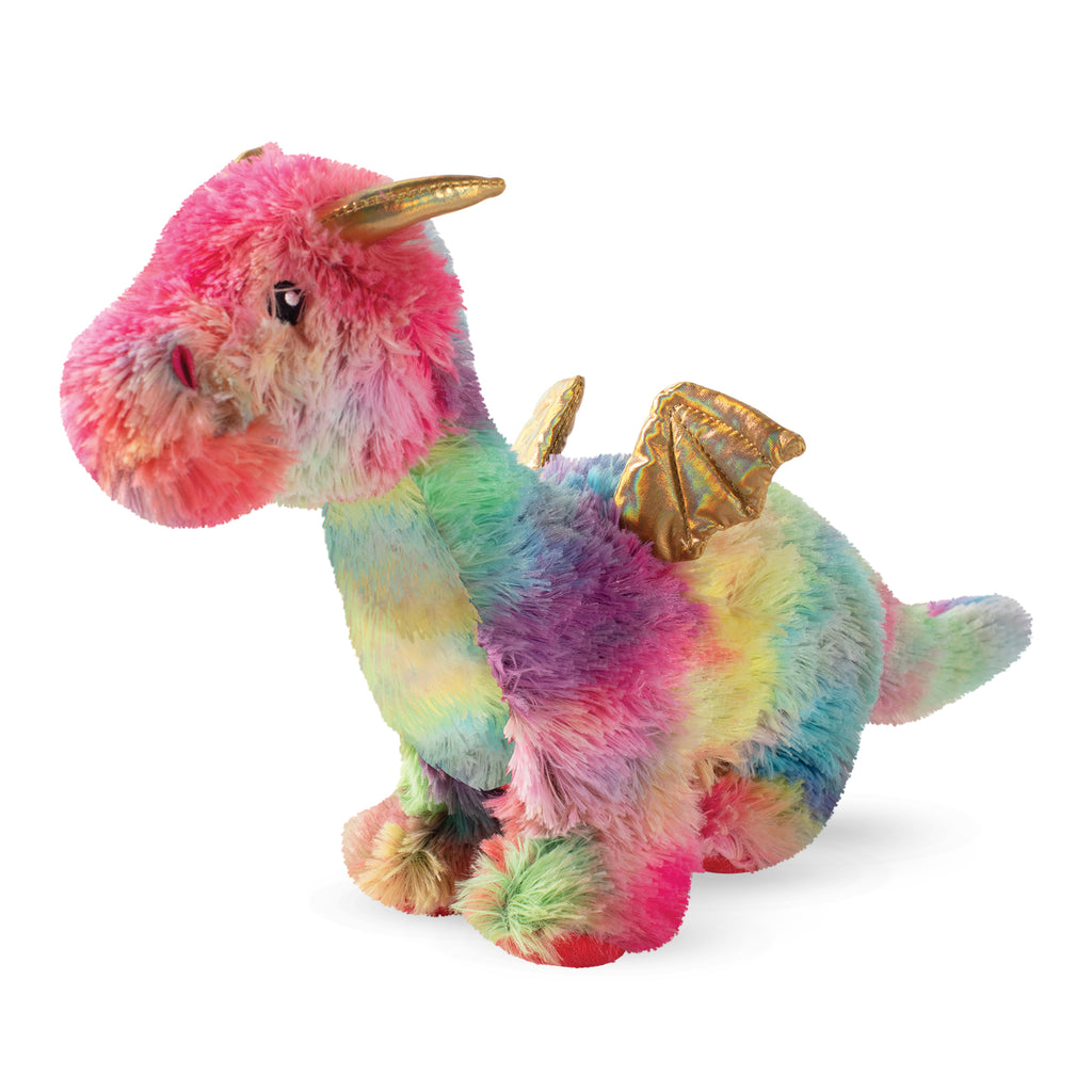 PETSHOP RAINBOW DRAGON DOG TOY