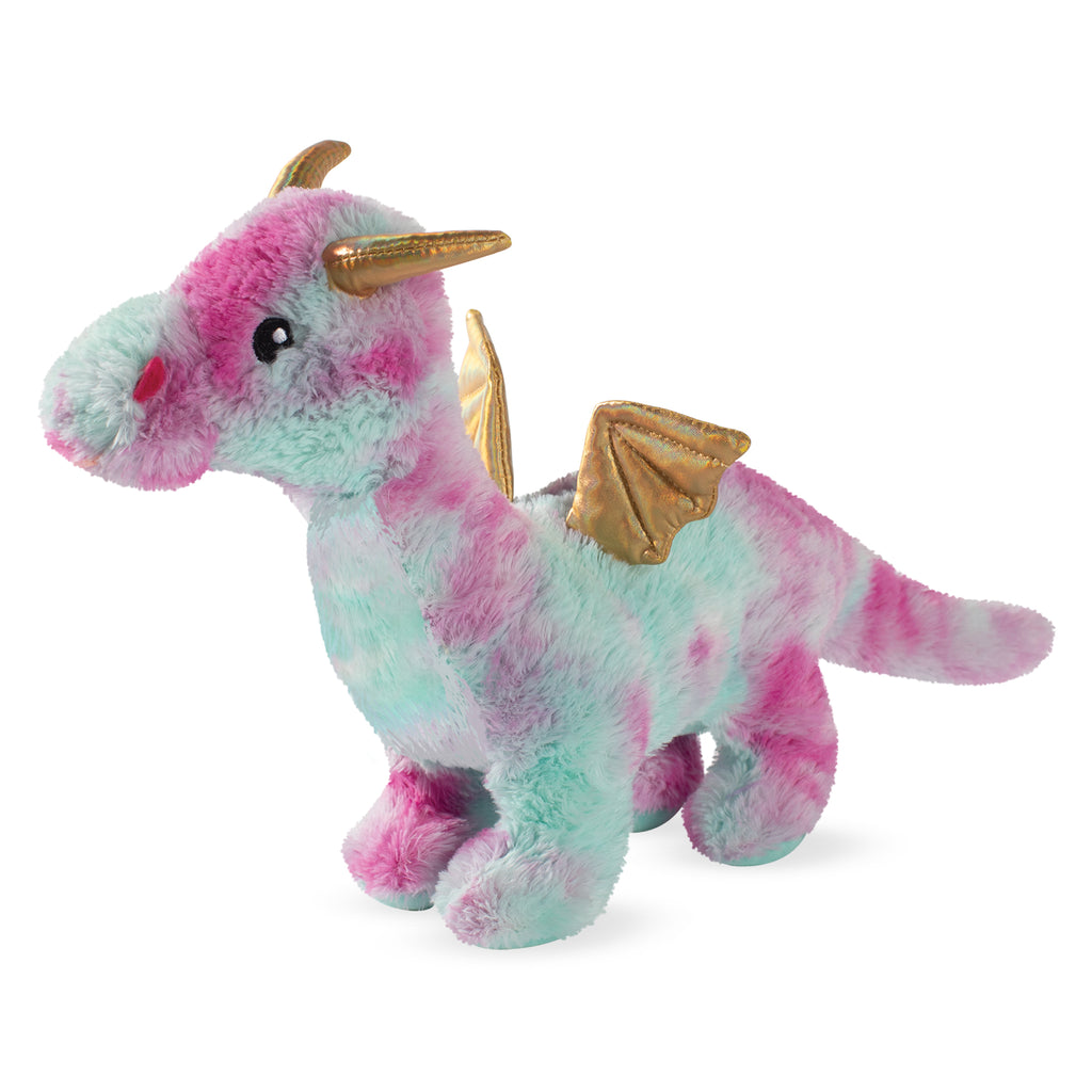 PETSHOP MAGENTA DRAGON DOG TOY