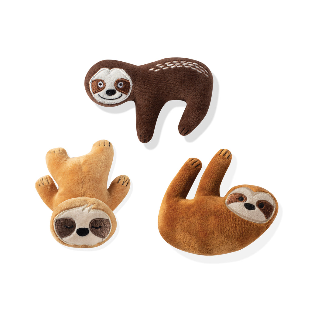 PETSHOP BASIC SLOTHS MINI TOYS