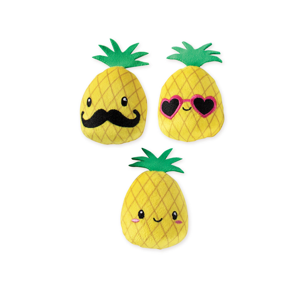 PETSHOP PINEAPPLE MINI TOYS