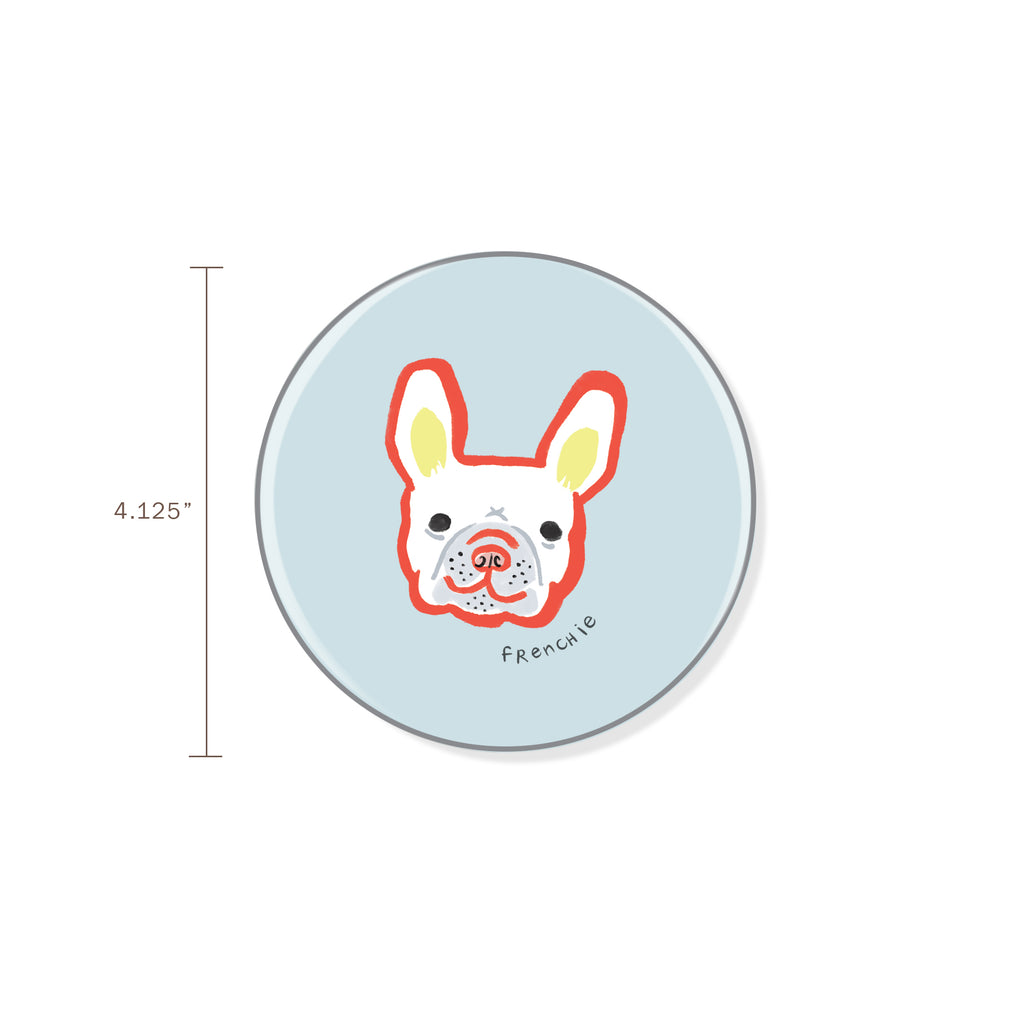 PetShop BFF Frenchie Coaster