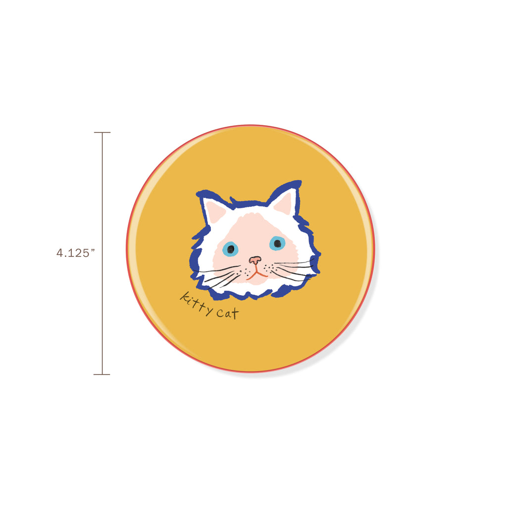 PetShop BFF Kitty Cat Coaster