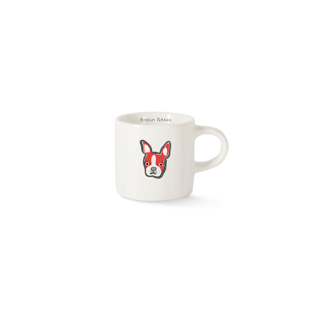 PETSHOP BFF BOSTON MINI ESPRESSO MUG