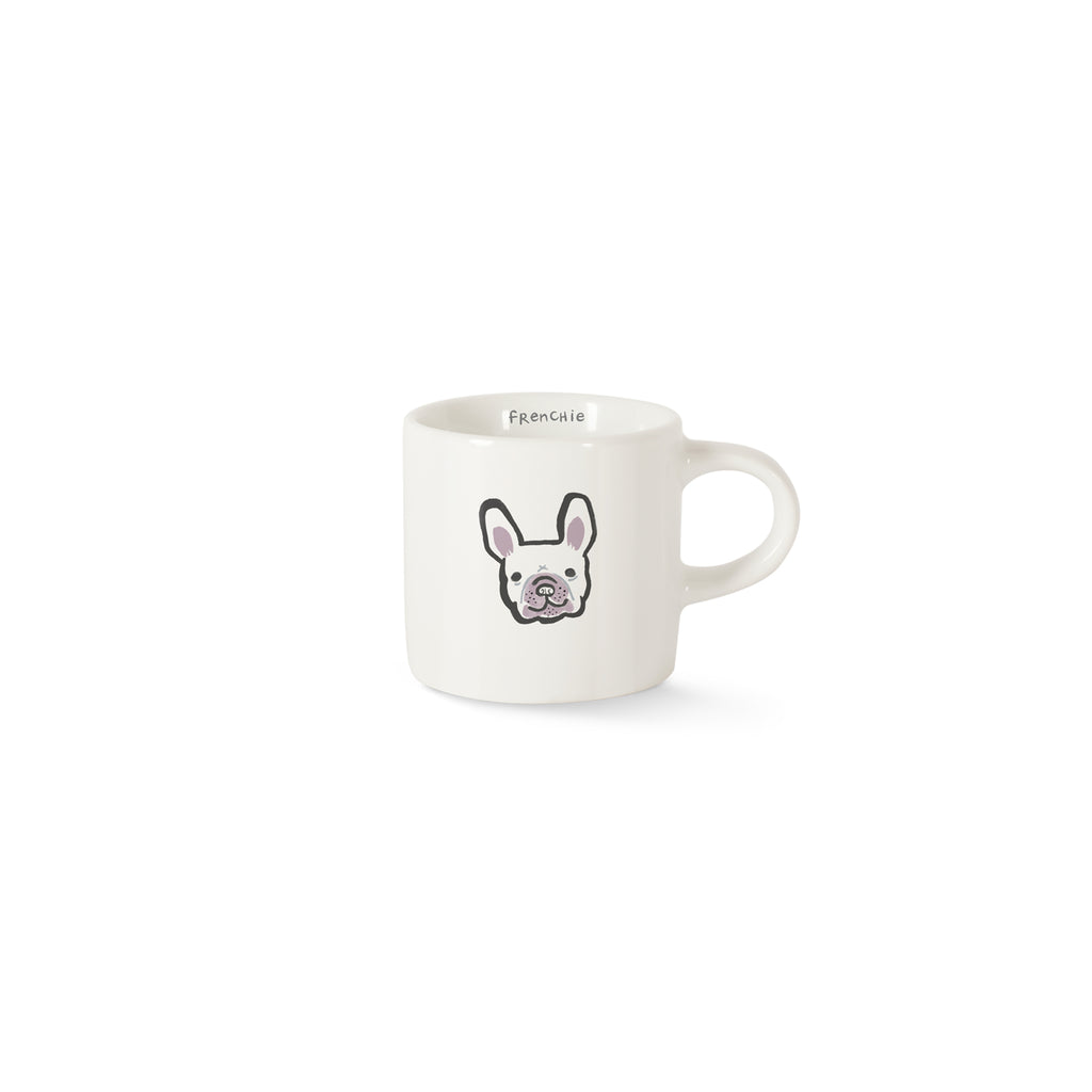 PETSHOP BFF FRENCHIE MINI ESPRESSO MUG