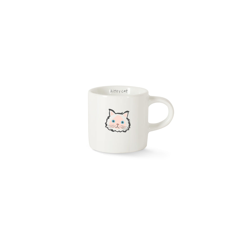 PETSHOP BFF KITTY CAT MINI ESPRESSO MUG