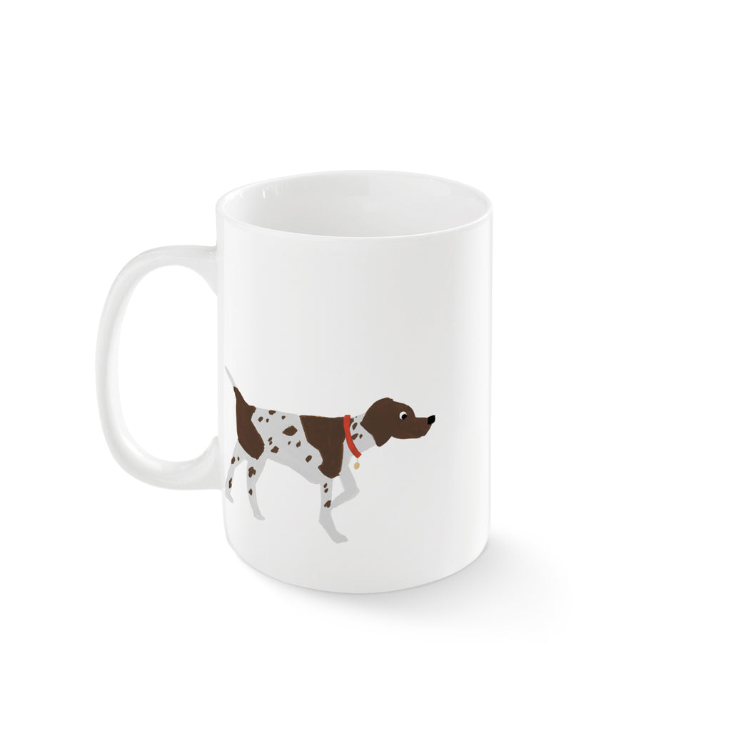 Pet Shop Happy Pointer Mug