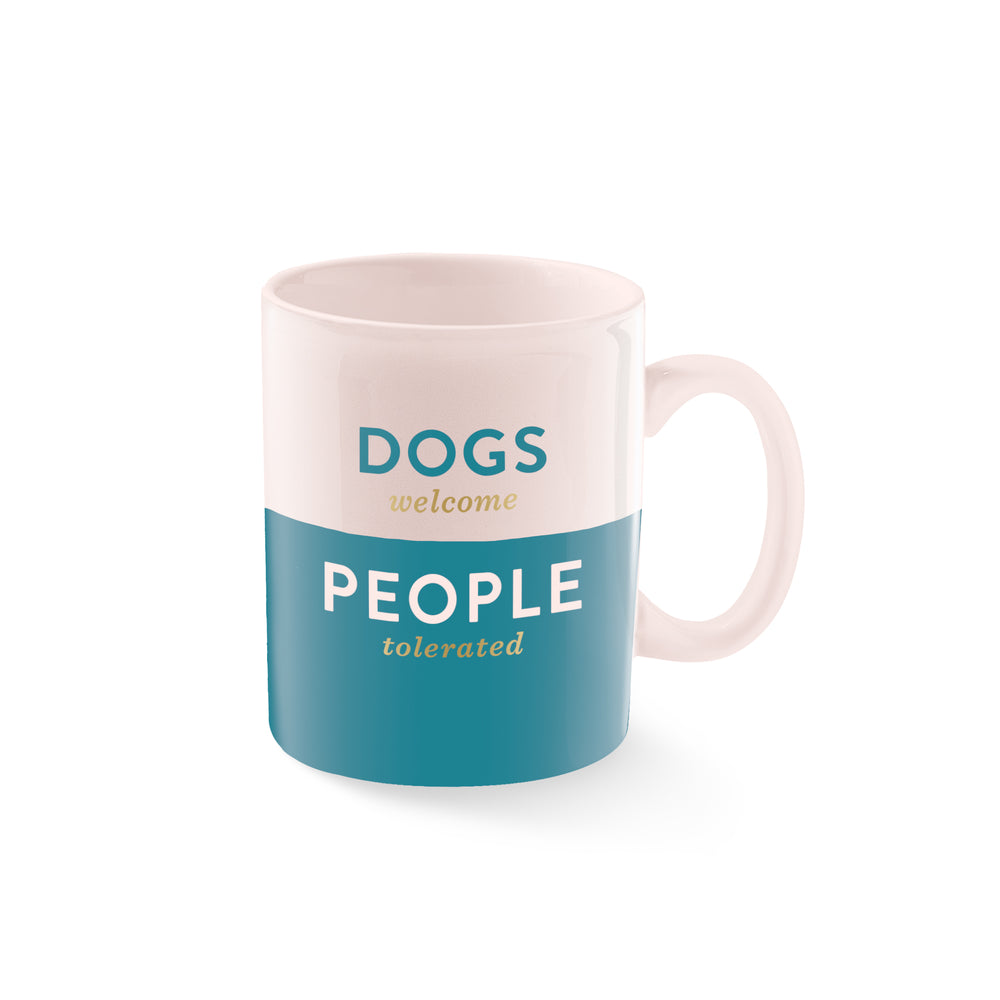 PETSHOP DOGS WELCOME MUG