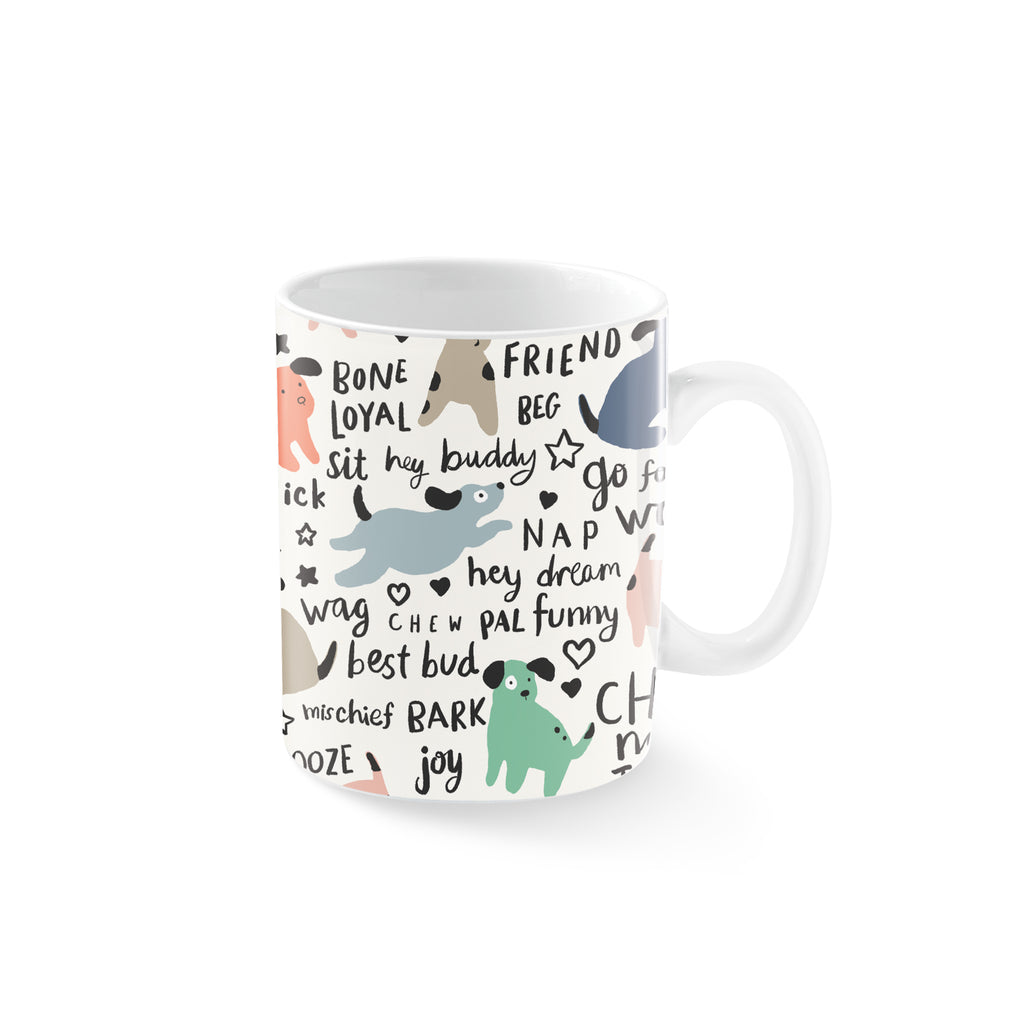 PETSHOP DOG EARED MUG