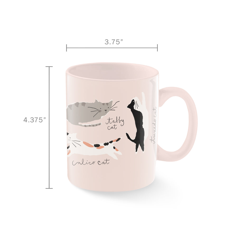 PETSHOP CAT BREED MUG