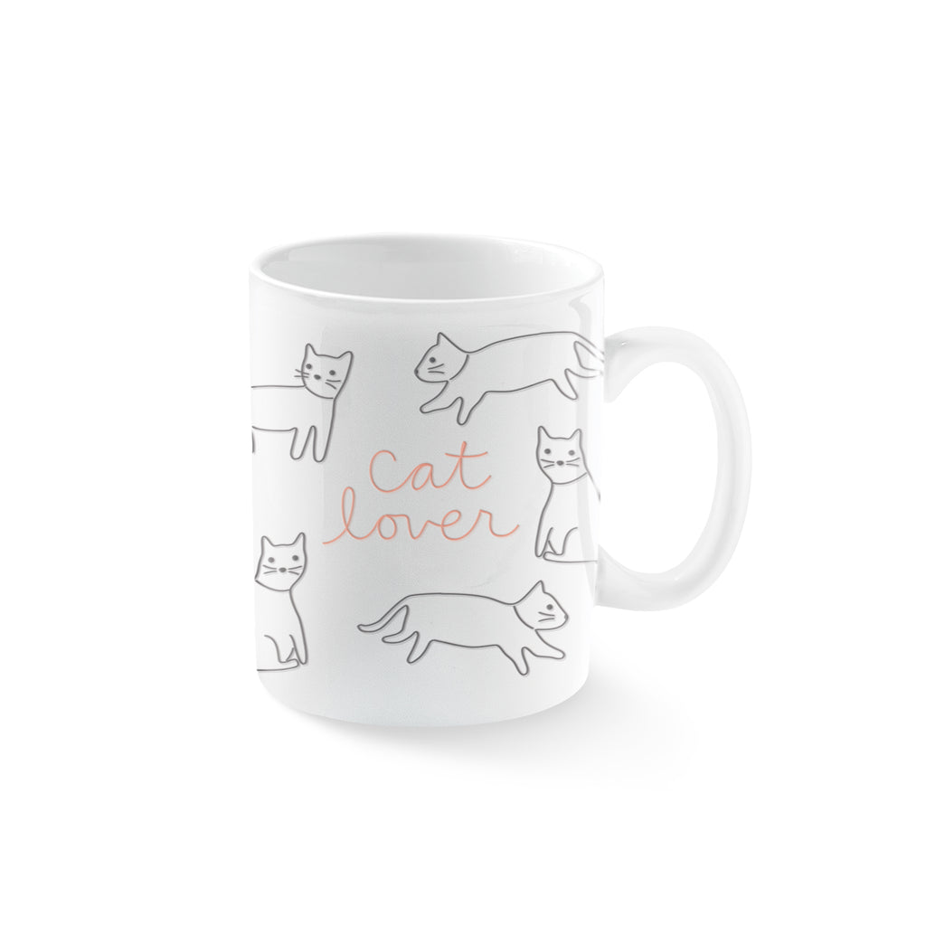 PETSHOP CAT LOVER MUG