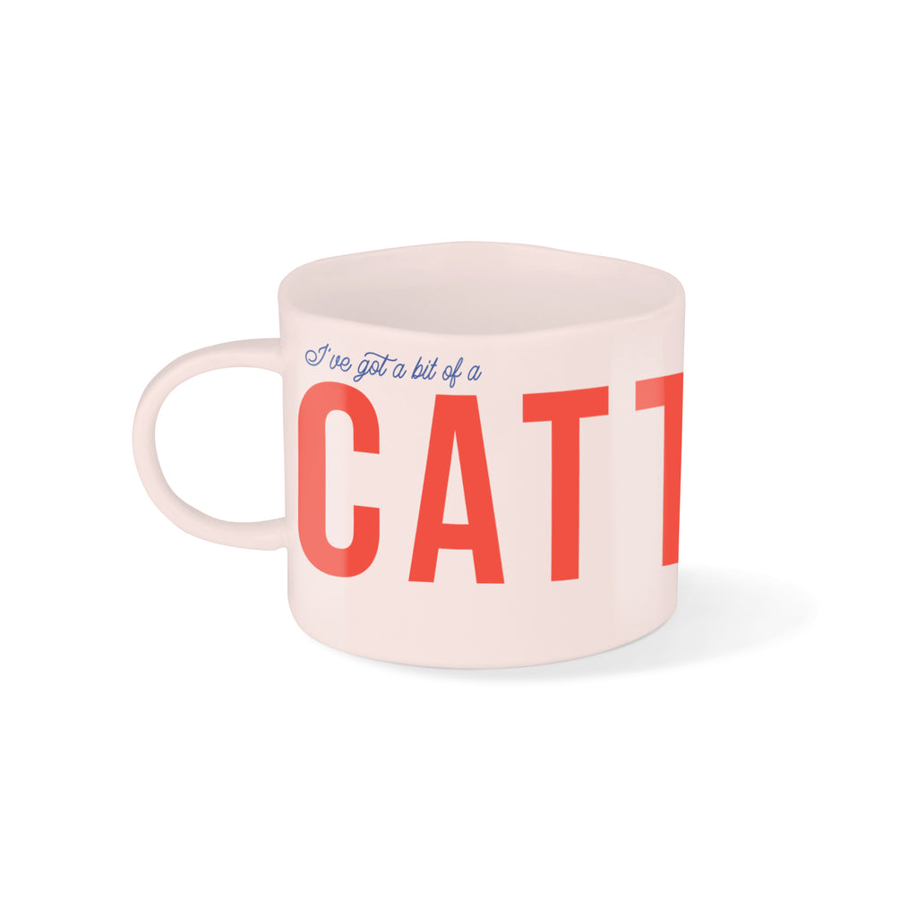 Pet Shop Cattitude Mug