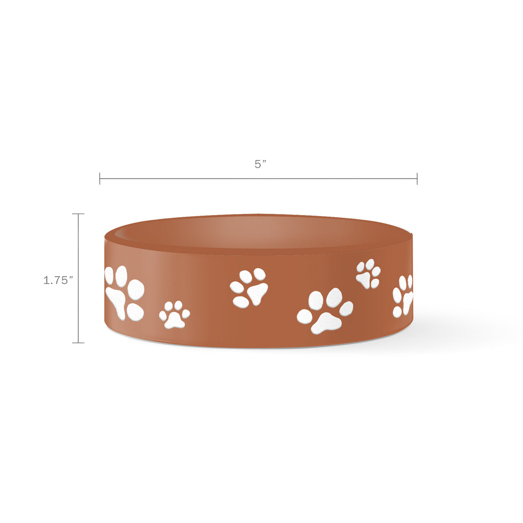 Pet Shop Terra Cotta Pet Bowl