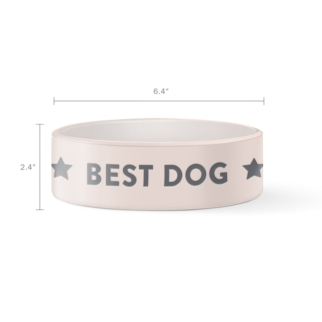 PETSHOP BEST DOG STAR PET BOWL