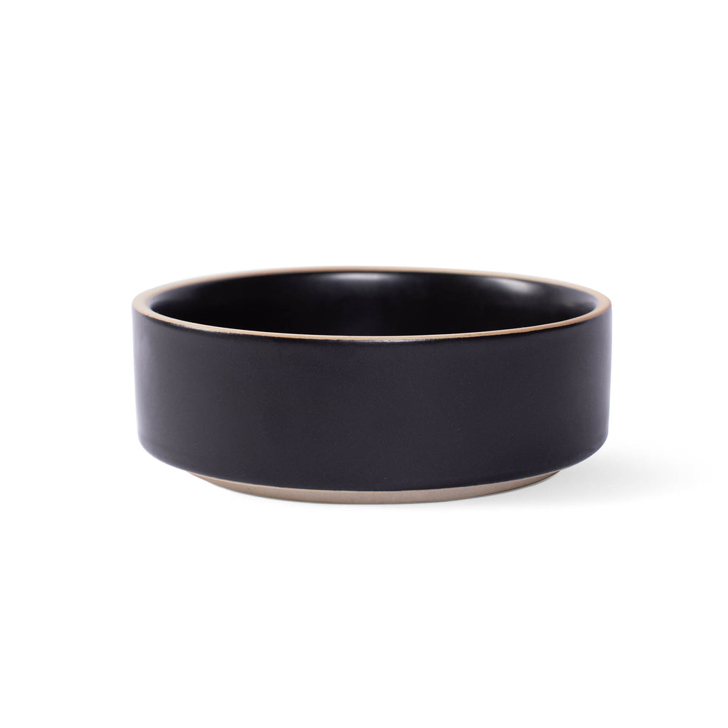 PETSHOP SMALL CHARCOAL PET BOWL