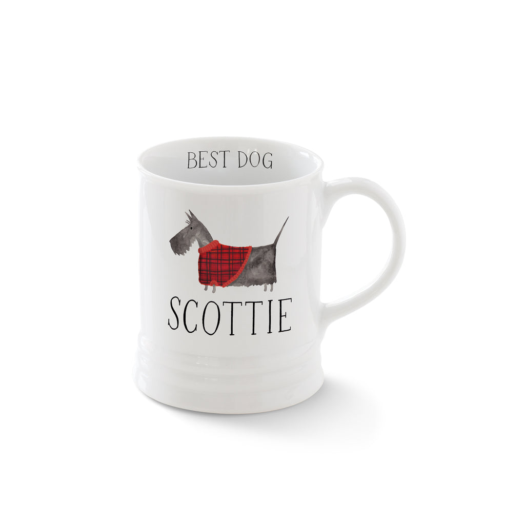 PETSHOP JULIANNA SWANEY SCOTTIE MUG