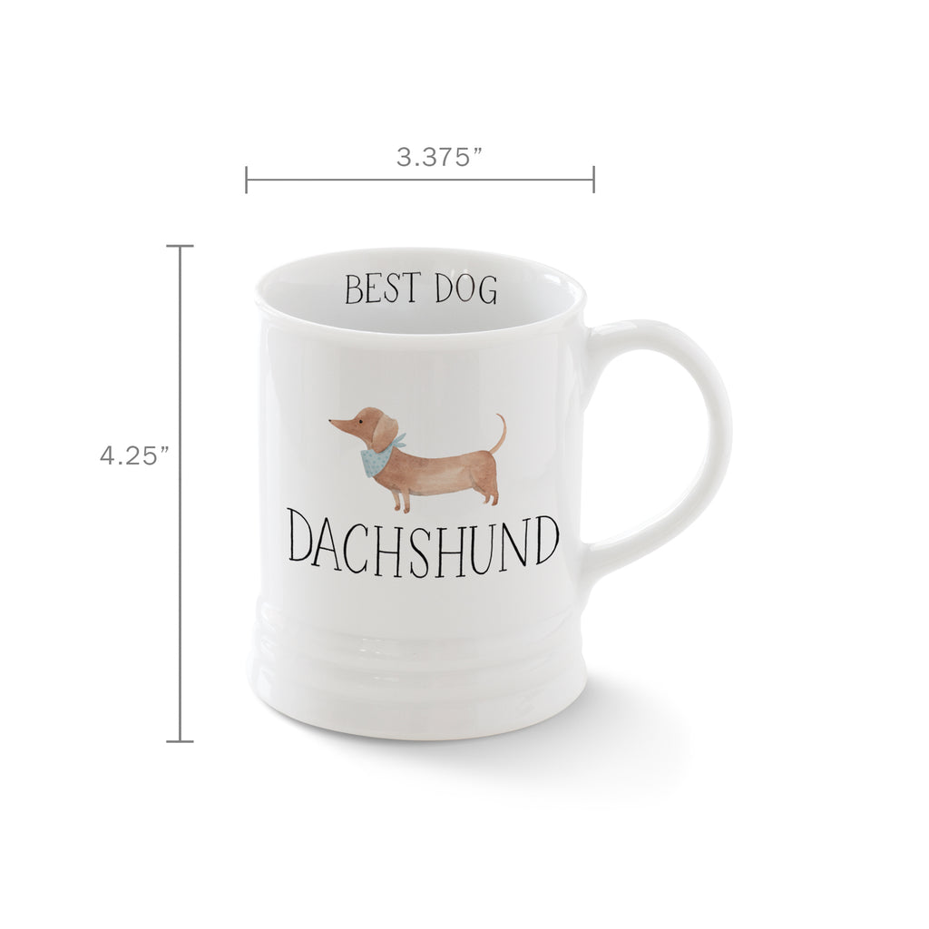 PETSHOP JULIANNA SWANEY DACHSHUND MUG