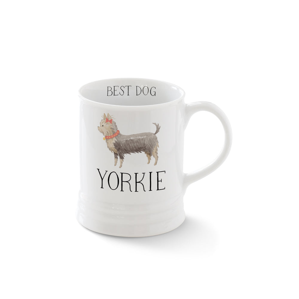 PETSHOP JULIANNA SWANEY YORKIE MUG