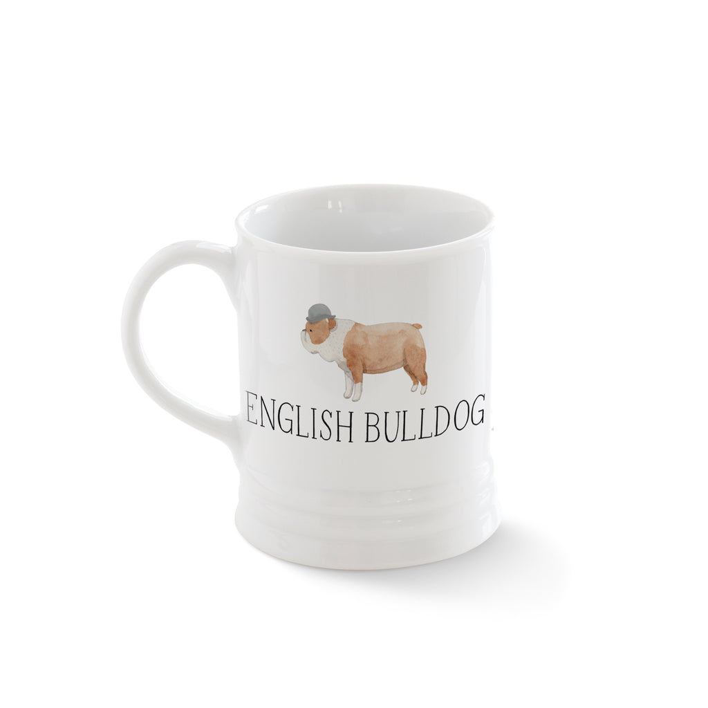 Pet Shop JS English Bulldog Mug