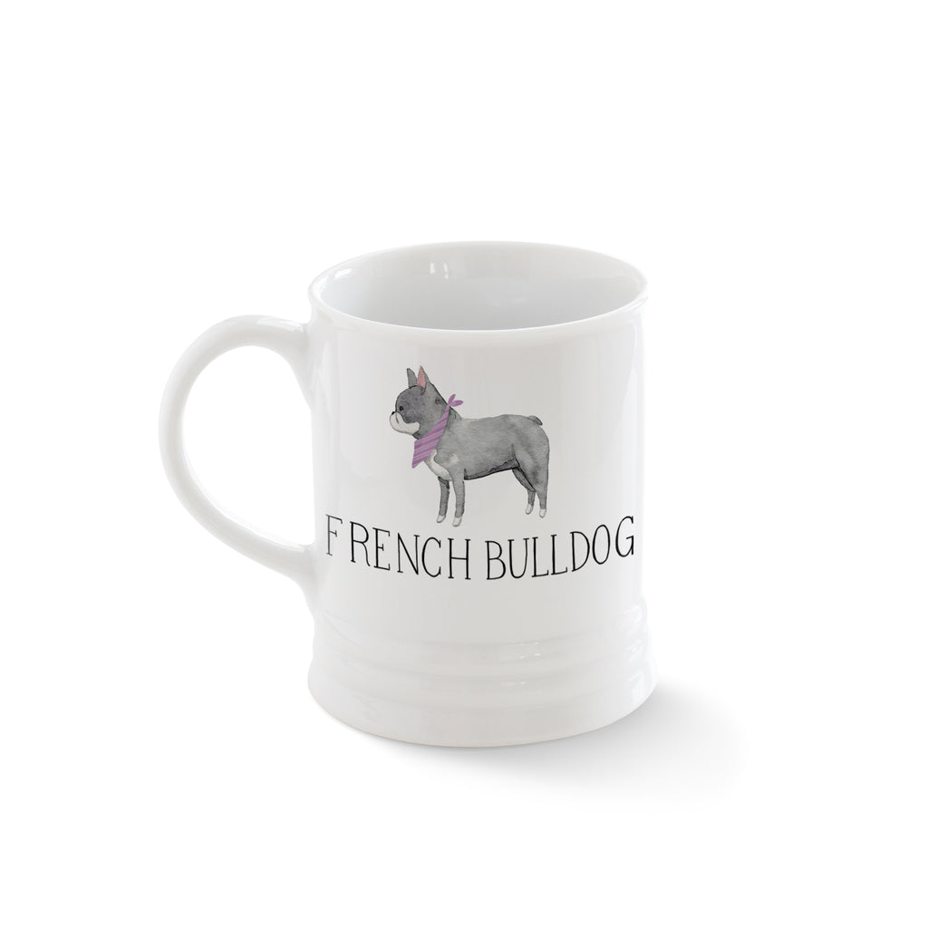 PETSHOP JULIANNA SWANEY FRENCH BULLDOG MUG