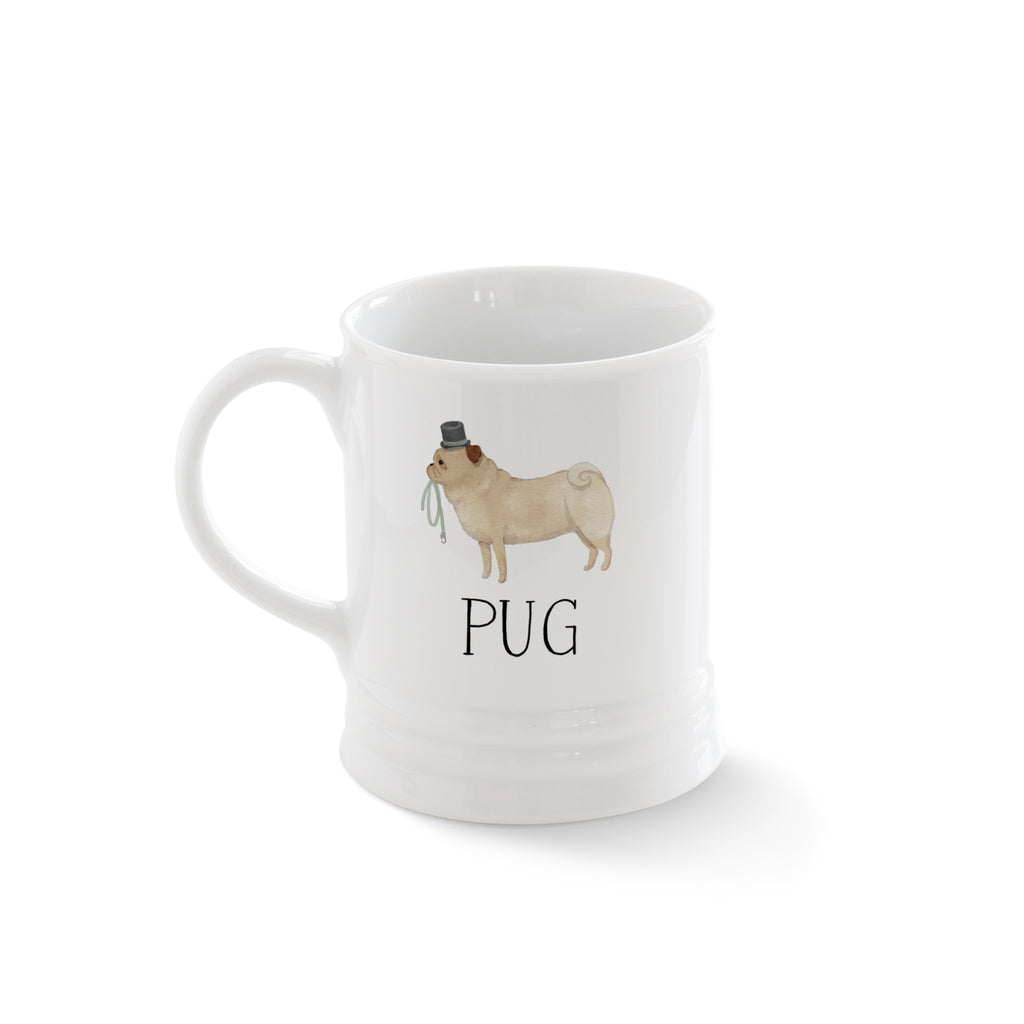 PETSHOP JULIANNA SWANEY PUG MUG