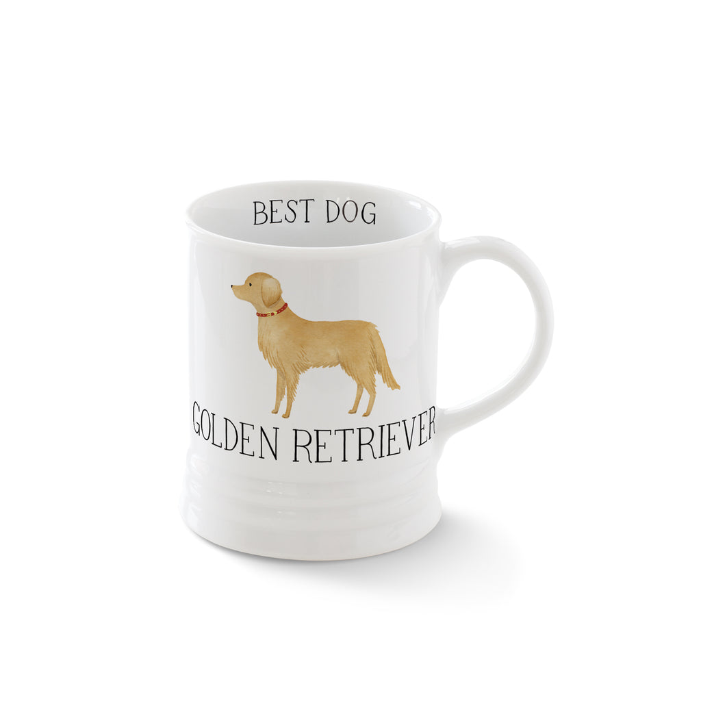 PETSHOP JULIANNA SWANEY GOLDEN MUG
