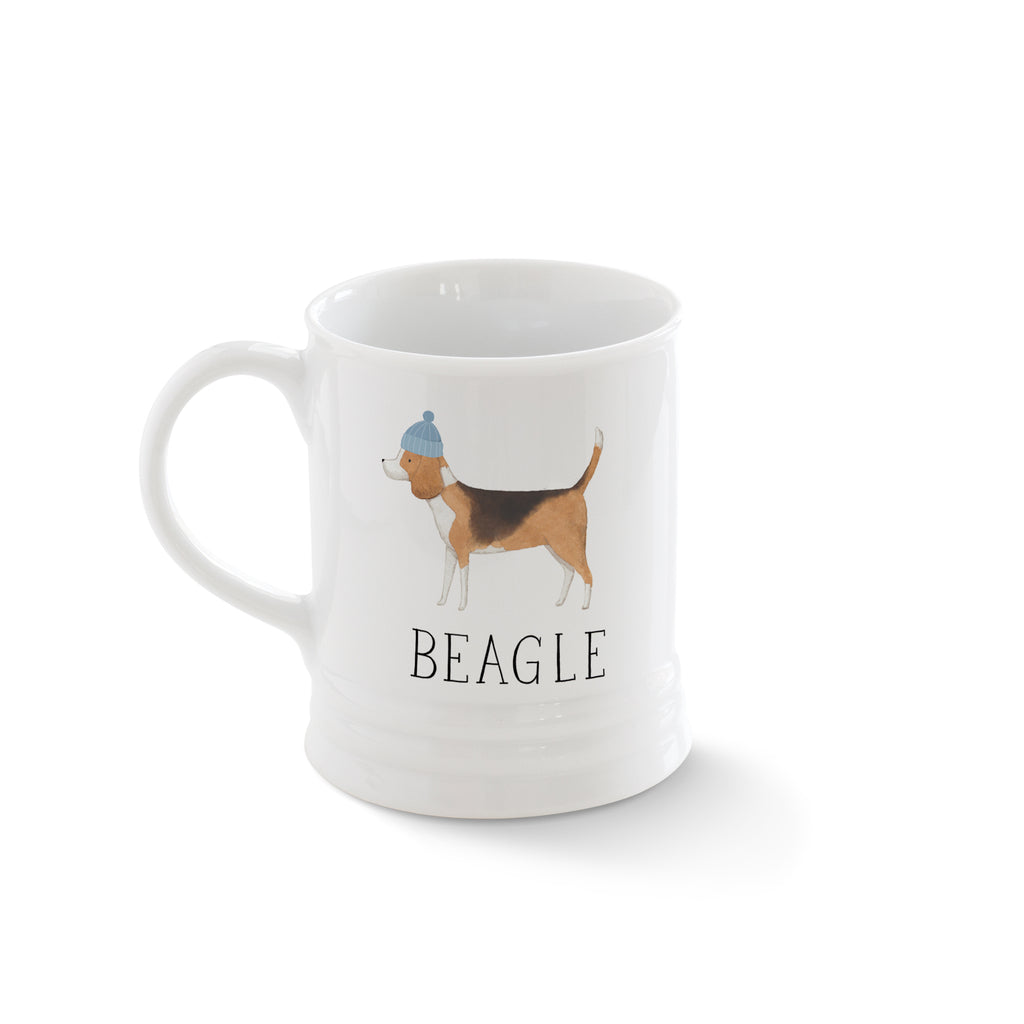 PETSHOP JULIANNA SWANEY BEAGLE MUG