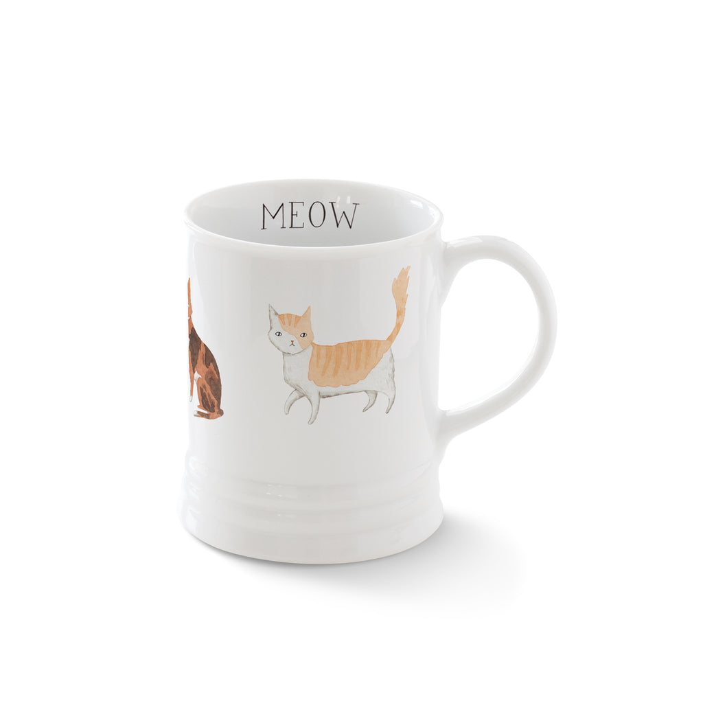 PETSHOP JULIANNA SWANEY KITTY CAT MUG