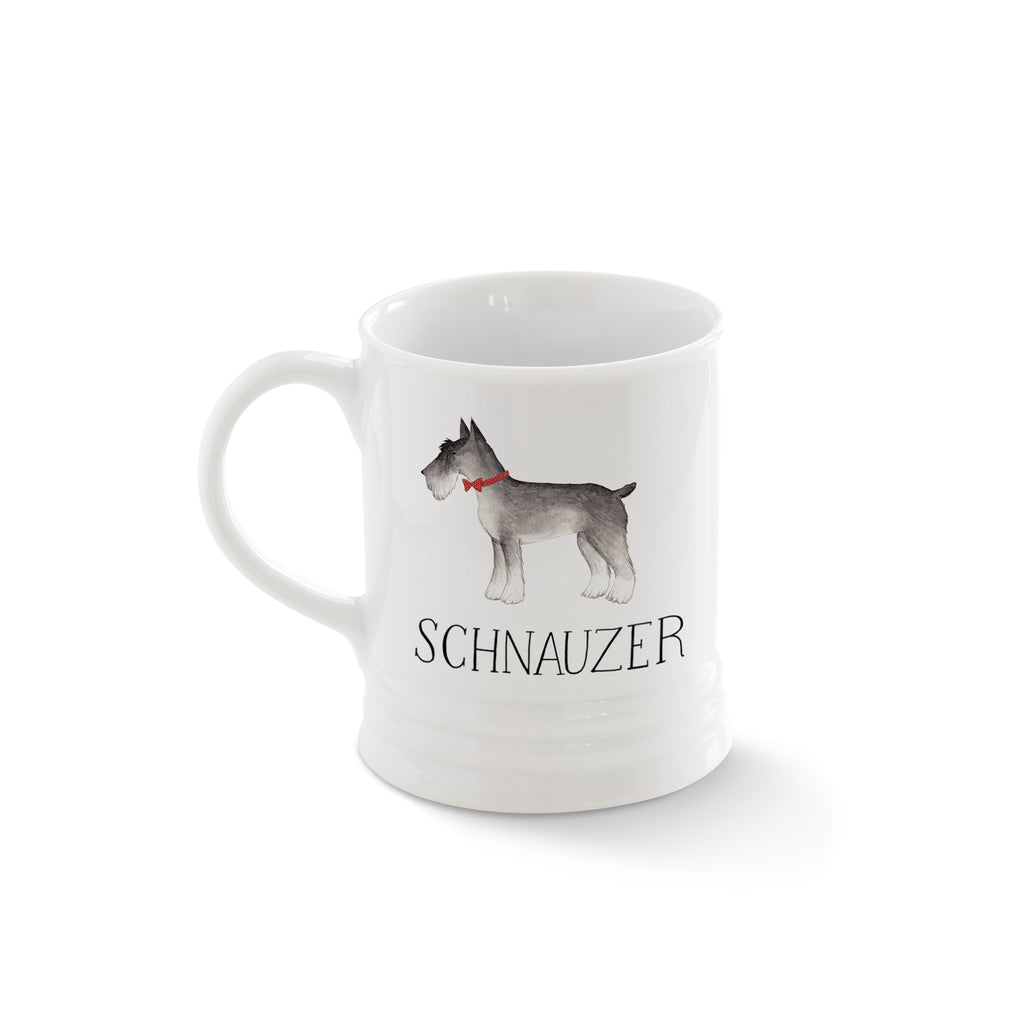 PETSHOP JULIANNA SWANEY SCHNAUZER MUG