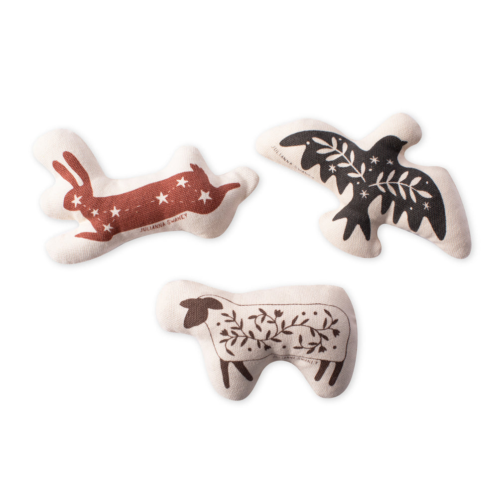 PETSHOP FOLK ANIMAL MINI TOYS